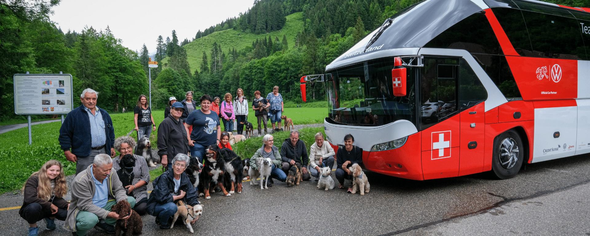 Hundereise im Kemmeribodenbad 2021